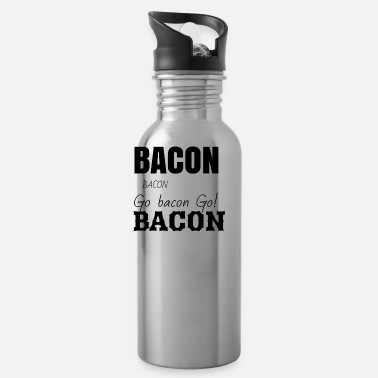 Bacon Bacon bacon and bacon - Water Bottle