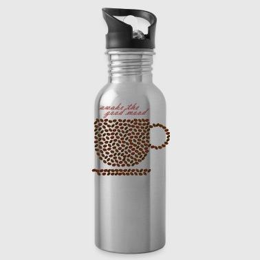 Akawe the good mood - Water Bottle