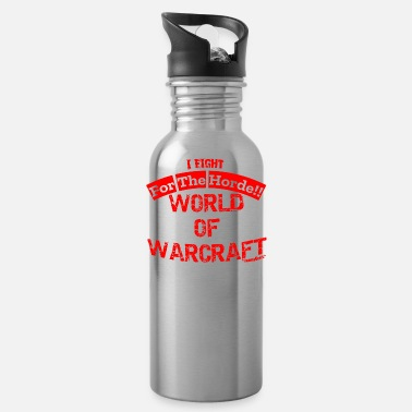 World ForTheHorde - Water Bottle