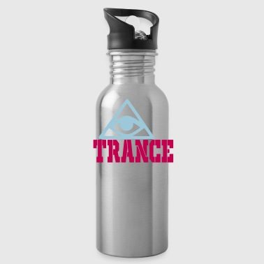 trance - Water Bottle