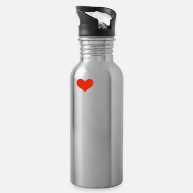 Wedding Vows I Love My Hot Jamaican Wife Marriage Husband - Water Bottle
