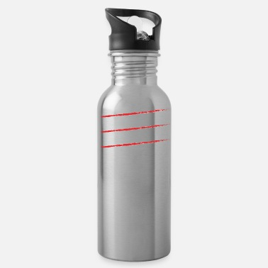 Parents Not Biological Adoptive Foster Just Mom Adoption - Water Bottle