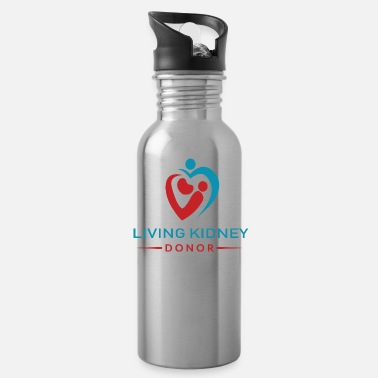 Donorplus Living Kidney Donor (DonorPlus) - Water Bottle