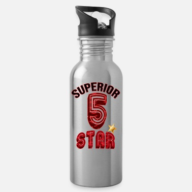 Five Stars Superior Five Stars - Water Bottle