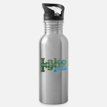 Lake Lake Lake - Water Bottle