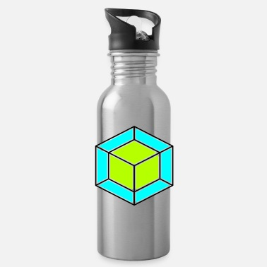Dice dice - Water Bottle