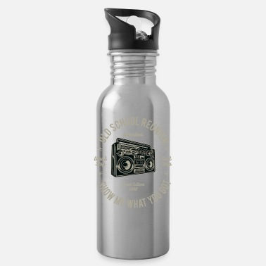 Thw Kiel Boombox - Water Bottle