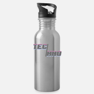 Techno Techno Techno Techno - Water Bottle