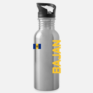 Bajan BARBADOS BAJAN MADE IN - Water Bottle
