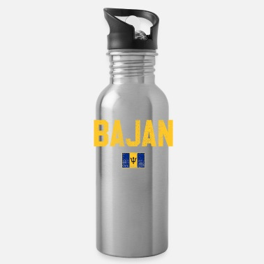 Bajan BAHAMAS BAJAN SHIRT - Water Bottle