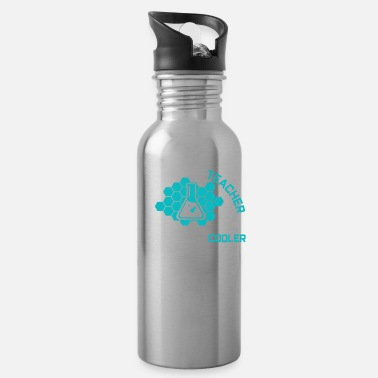 Chemistry Biology Chemistry Physics Teacher - Water Bottle