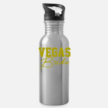 Las Vegas Marry Las Vegas - Water Bottle