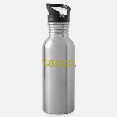 Plain Taco - Water Bottle