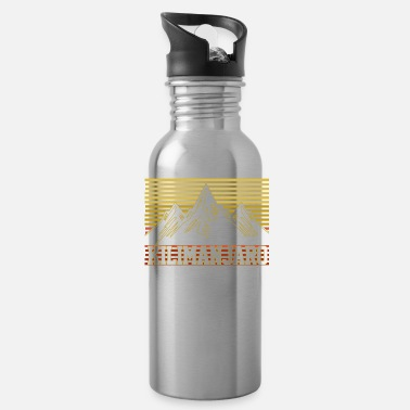Conquer Kilimanjaro - Water Bottle