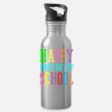 Back To School Back To School - Water Bottle