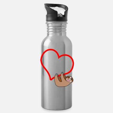 Sloths Sloth Sloth Sloth - Water Bottle