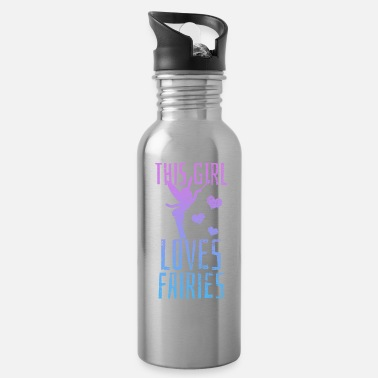 Fairy Fairy Fairy Fairy - Water Bottle