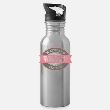 Recreational Recreational Therapist Gift - Water Bottle