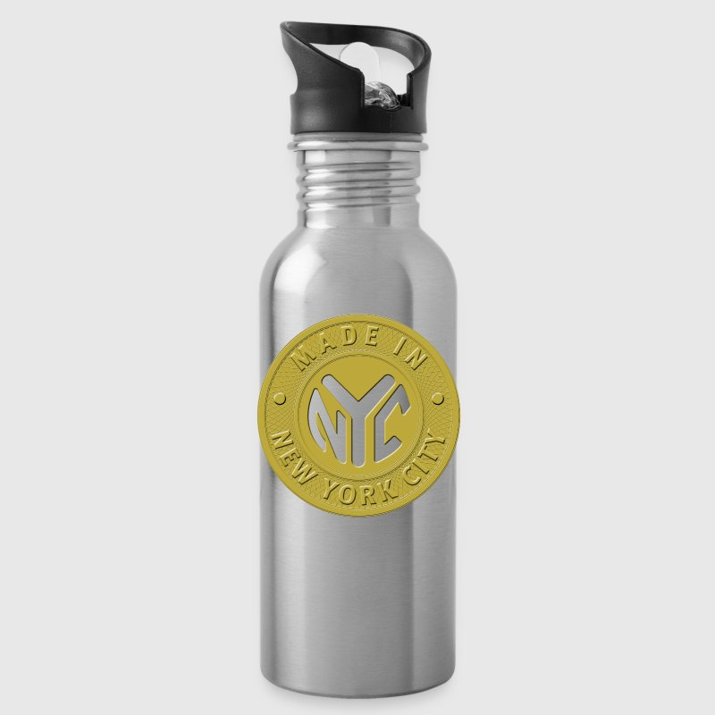 Made In New York City - Water Bottle