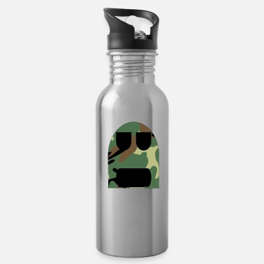 GhostSniper Camo Type 99 - Water Bottle