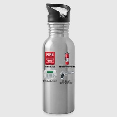 Burglar Extinguisher - Water Bottle