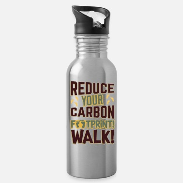 Climate Change Earth Day Climate Change - Water Bottle