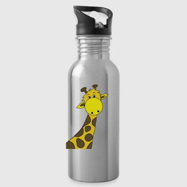 Giraffes - Water Bottle