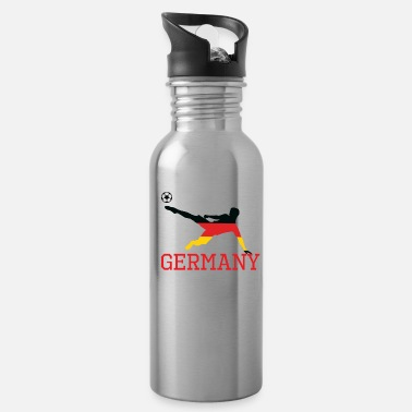 Soccer germany soccer soccer, #germany soccer - Water Bottle