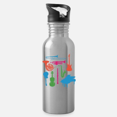 Musical Instrument Musical Instruments - Water Bottle