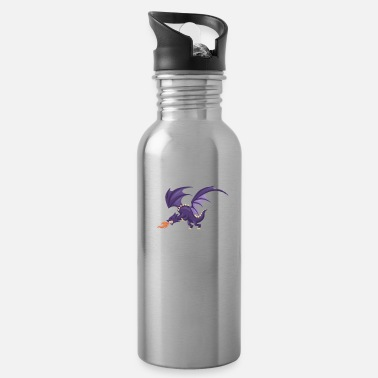 Dragons Lair Meddle Not In The Affairs Of Dragons - Water Bottle