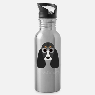 Blue Tick Coonhounds Coonhound - Blue Tick Coonhound - Water Bottle