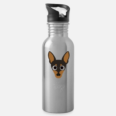 Toy Toy - Toy Terrier - Water Bottle