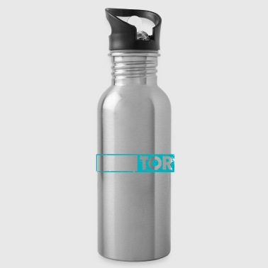Future Doctor funny Quote Idea Gift Med Student - Water Bottle