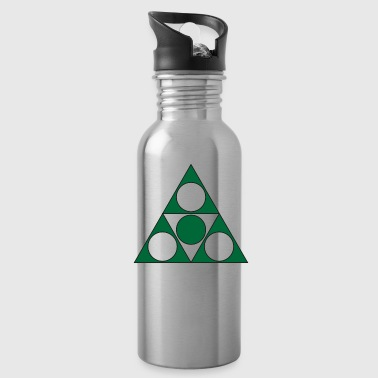 triangle - Water Bottle