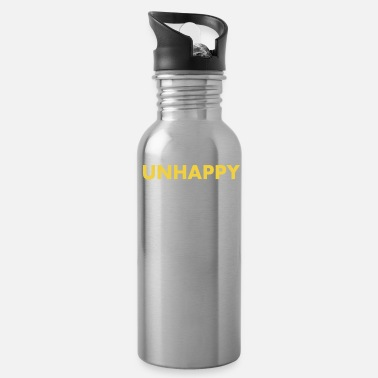 Unhappy Unhappy - Water Bottle
