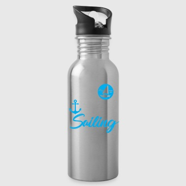 Seaman Sailing - Water Bottle