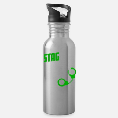 Stag Night Stag Night STAG DO - Water Bottle