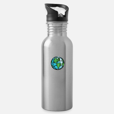 Planet B There is no planet B - Water Bottle