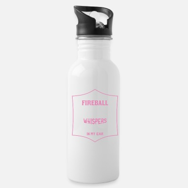 Fireball Whiskey Fireball Whispers Temptation - Water Bottle