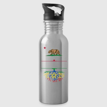 Ethiopia California Grown with Ethiopia Roots - Water Bottle
