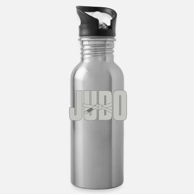 Judo judo gift struggle competition martial Arts - Water Bottle