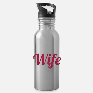 Wife The Wife - Water Bottle