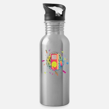 Mp3 Colorful Vintage MP3 Player - Water Bottle