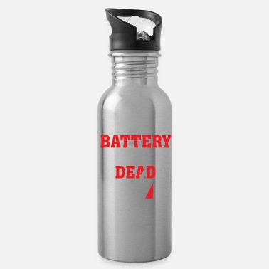 Quotes BATTERY - Water Bottle