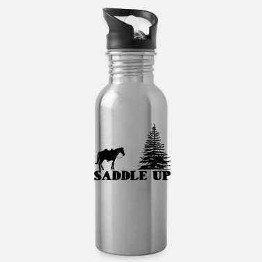 Saddle Saddle Up - Water Bottle