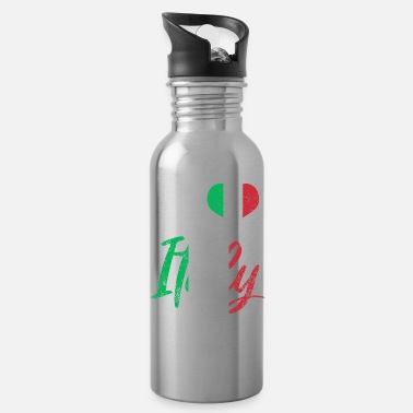 Italy Italy - Water Bottle