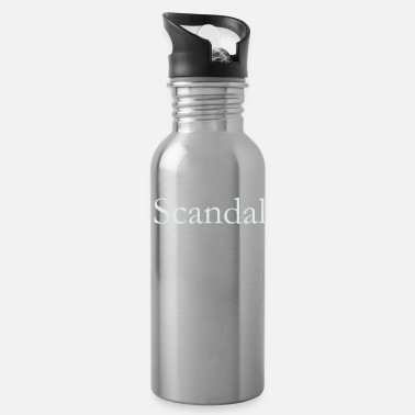 Scandalous scandal - Water Bottle