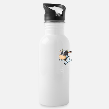Cow Cow Are People Too! Best Shirt For Cow Lover - Water Bottle