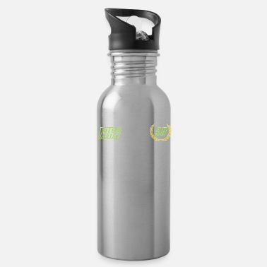 Wedding 50th Birthday Bday Wedding Anniversary Gift Idea - Water Bottle