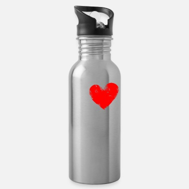 Japanimation I love anime - Water Bottle